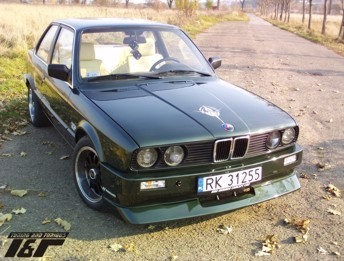 Concept Bmw E30 - Bad Bimmer