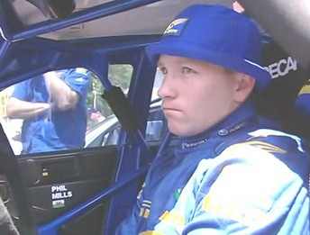 "Petter Solberg ""Mr. Hollywood"""
